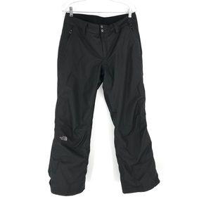 The Northface Snow Pants Black Snowboard Skiing